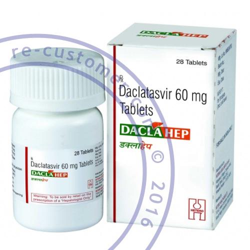 Daklinza (Daclatasvir)