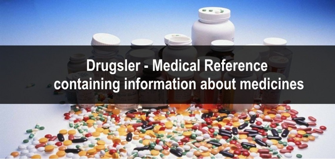 Medical Reference containing information about medicines