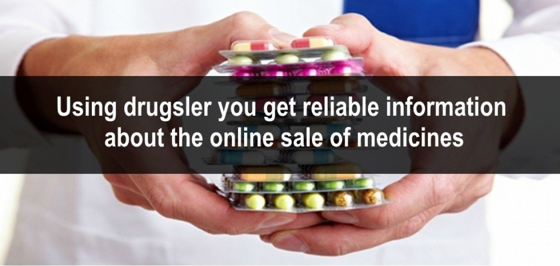 You get reliable information about the online sale of medicines